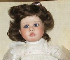 "Virginia Ehrlich Turner 20"" Porcelain Doll ""Heather"""