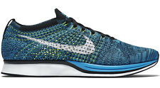 NIKE FLYKNIT RACER CACTUS BLUE GLOW/BLACK Gr.48,5 US 14 trainer 526628-402 free