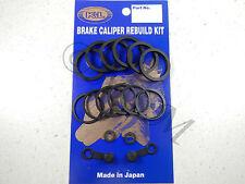94-95 SUZUKI GSX-R750W NEW K&L FRONT BRAKE CALIPER REBUILD KIT 32-7385