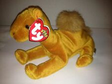 TY NILES THE CAMEL BEANIE BABY 2000 RETIRED NEW STUFFED TOY!