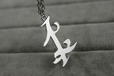 The Mortal Instruments: City of Bones Parabatai Friendship Pendant Necklace C1