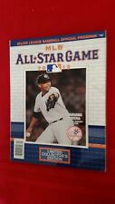 2013 MLB All-Star Game program / Collector's Edition / New York / Rivera cover