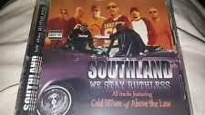 SOUTHLAND, WE STAY RUTHLESS FT. COLD 187UM (ABOVE THE LAW) WEST COAST RAP NEW