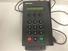 MAGTEK 30015123 CARD READER keypad/with dock