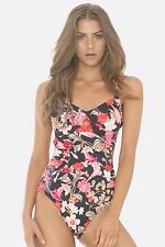 BNWT BILLABONG LADIES NEW SEASON LULLABY SWIMSUIT (BLACK SANDS) SIZE 10 $100