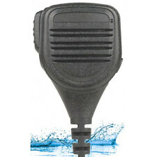 Heavy Duty Compact IP67 Speaker Mic 3.5mm Jack for HYT 610P 700P 780 780P 780M