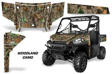 AMR Racing Polaris Ranger 570/900 UTV Graphic Kit Wrap Decal Part 13-15 WOODLND
