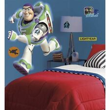 BUZZ LIGHTYEAR GiAnT Wall Mural Room Decor Stickers TOY STORY Vinyl Decal NEW R1