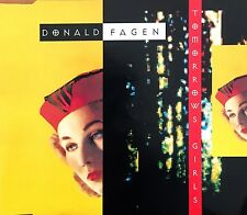 Donald Fagen Maxi CD Tomorrow's Girls - Europe (M/EX+)