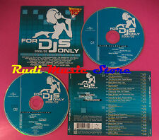 CD For DJs Only 2006/02 Club Selection Compilation no mc vhs dvd(C37)