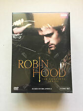 Robin Hood: The Complete BBC Series 15 Disc Set (DVD)
