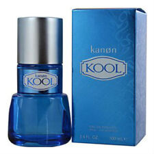 Kanon KOOL for Men by Kanon Cologne EDT Spray 3.4 oz ~ BRAND NEW IN BOX