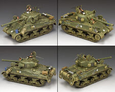 KING AND COUNTRY Oddball Sherman (Gang of Heroes) D Day WW2 DD261
