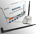SPECIAL DEAL Alfa AWUS036H 1000mW USB Wireless, 9 dBi ANTENNA, CLIP & CUP MOUNT