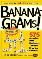 Bananagrams! The Official Book by Rena Nathanson, Joe Edley and Abe Nathanson (2