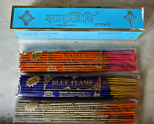 Herbal  Incense 100% Natural 3 different Relax fragances from India