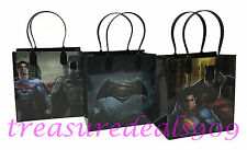 36 PCS BATMAN SUPERMAN PARTY FAVORS GOODIE GIFT BAGS CANDY TREAT BIRTHDAY BAG