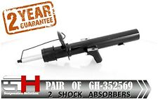 2 NEW REAR GAS SHOCK ABSORBERS FOR FORD MONDEO III 11.00-06.07 /GH 352569/