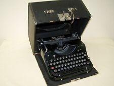 antique Typewriter Mercedes Selekta, Typewriter