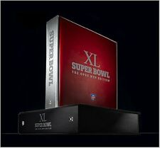 Opus Super Bowl XL Opus MVP Edition Leather Oversized Book- Signed