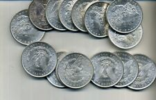 1885 O Morgan Silver Dollar Lot Of 15 Choice Bu Original