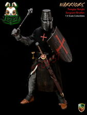 ACI Toys 1/6 ACI-24 Templar Knight Sergeant Brother_ Box Set #D _Crusader AT082Z
