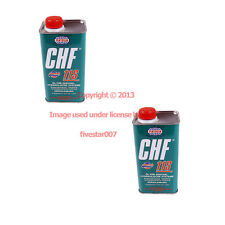 2 CHF11S Convertible Top Hydraulic Pump Oil Fluid for Saab 9-3 Convertible