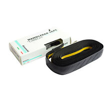 Bianchi Carbon Pattern Nastro Manubrio Bike Cycling Handlebar Tape - Black