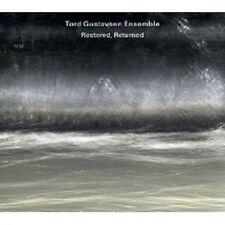 """TORD GUSTAVSEN ENSEMBLE """"RESTORED RETURNED"""" CD NEU"""