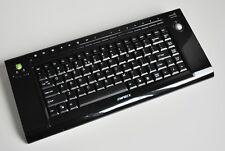 EMPREX Funktastatur Multimedia Keyboard -Integrierter Trackball Maus QWERTY