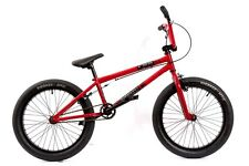 KHE BMX Fahrrad Barcode 20.20 rot nur 11,4kg!