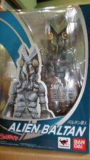 BANDAI S.H.FIGUARTS ALIEN BALTAN FROM ULTRAMAN BARUTAN SEIJIN ACTION FIGURE