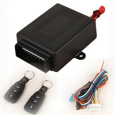 Universal Car Auto Keyless Entry Remote Control Door Lock Unlock Conversion New