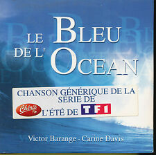 BOF LE BLEU DE L'OCEAN CD SINGLE TF1