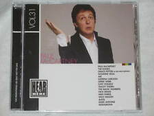 Paul McCartney Promotional cd Hear it Here Vol. 31 Kooks Grace Potter Beatles