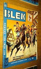 GLI ALBI DEL GRANDE BLEK #  85-BLEK LE ROC -LIBRETTO-ORIGINALE-1965
