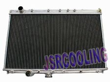 2ROW Radiator for Mitsubishi Lancer Evolution 1 2 3 EVO I II III 92-96 93 94 95