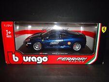 Bburago Ferrari 360 Challenge Blue 1/24