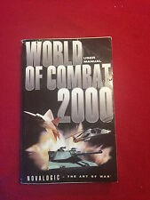 World of Combat 2000 Instruction User's Manual Game Guide Game Book Nice