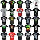 Mens Shirts Marijuana Weed Shirts 100% Cotton AAA Short Sleeve Graphic Tee