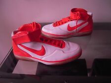 nike air force 25 White Safety Orange 2007 NIB Deadstock Size 17.5 basketball