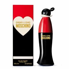 MOSCHINO CHEAP AND CHIC 100ML EAU DE TOILETTE SPRAY BRAND NEW & SEALED