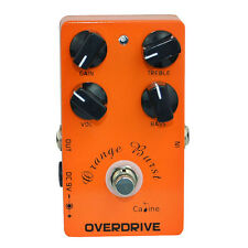 Caline CP-18 Orange Burst Overdrive Boost