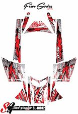 SLED WRAP DECAL STICKER GRAPHICS KIT FOR SKI-DOO REV MXZ SNOWMOBILE 03-07 10012