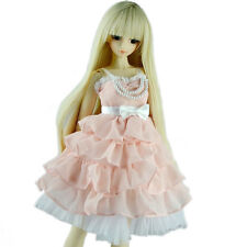 [wamami] 130# Pink Clothes Dress/Outfit 1/4 MSD DOD AOD BJD Dollfie