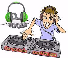 DJ TOOLS Music Collection on 24 CDs Over 700 mp3 tracks. Dance, Rock, Pop...