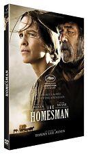 DVD *** THE HOMESMAN *** avec Tommy Lee Jones ( neuf sous blister )