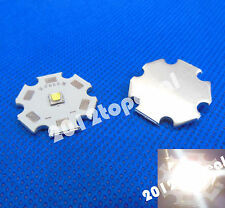 Hot Cree XLamp XML L2 10W LED Emitter White 4000k Color + 20mm Star Base PCB