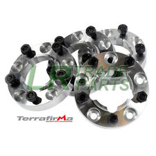 LAND Rover Discovery 3 & 4 Terrafirma 30mm Wheel Distanziatori, Distanziatore Set di 4 TF303