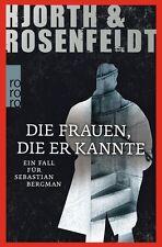 Die Frauen, die er kannte   Hjorth & Rosenfeldt  Taschenbuch ++Ungelesen++